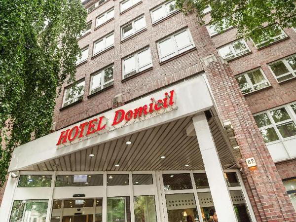 Hotel Domicil Hamburg by Golden Tulip Hamburg