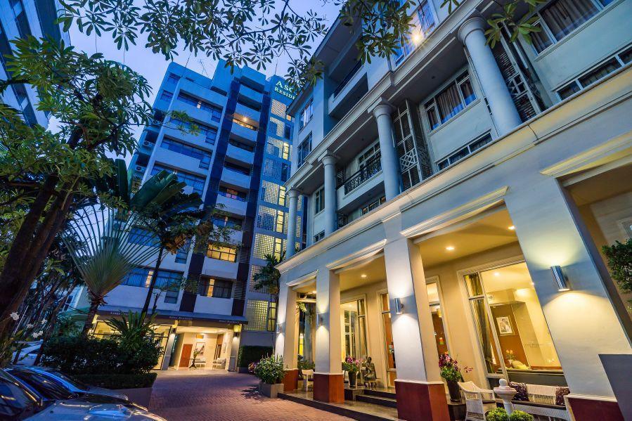 Asoke Residence Sukhumvit by UHG อโศก เรสซิเดนซ์ สุขุมวิท บาย ยูเอชจี