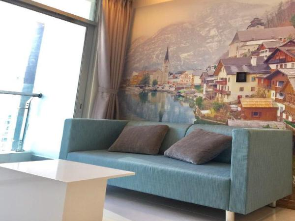 Beautiful Apartment in Vinhome Central Park 2 Ho Chi Minh City