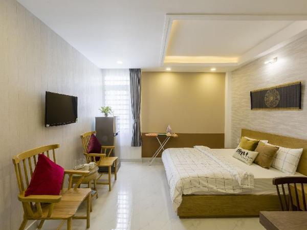 Lilian Home Le Thi Rieng Apartment #9 Ho Chi Minh City