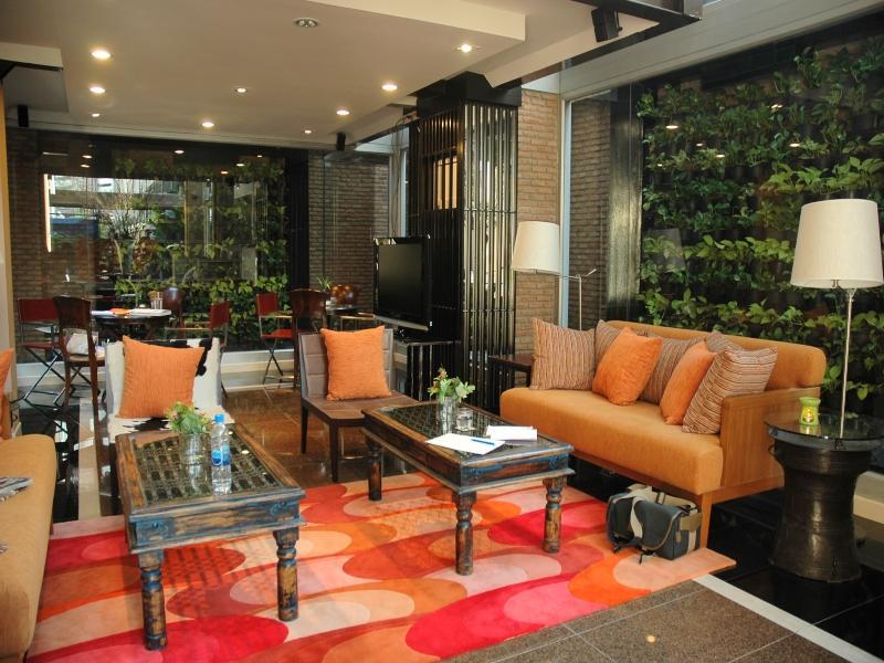 Silom Convent Garden Hotel 4
