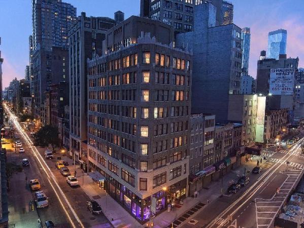 Flatiron Hotel New York