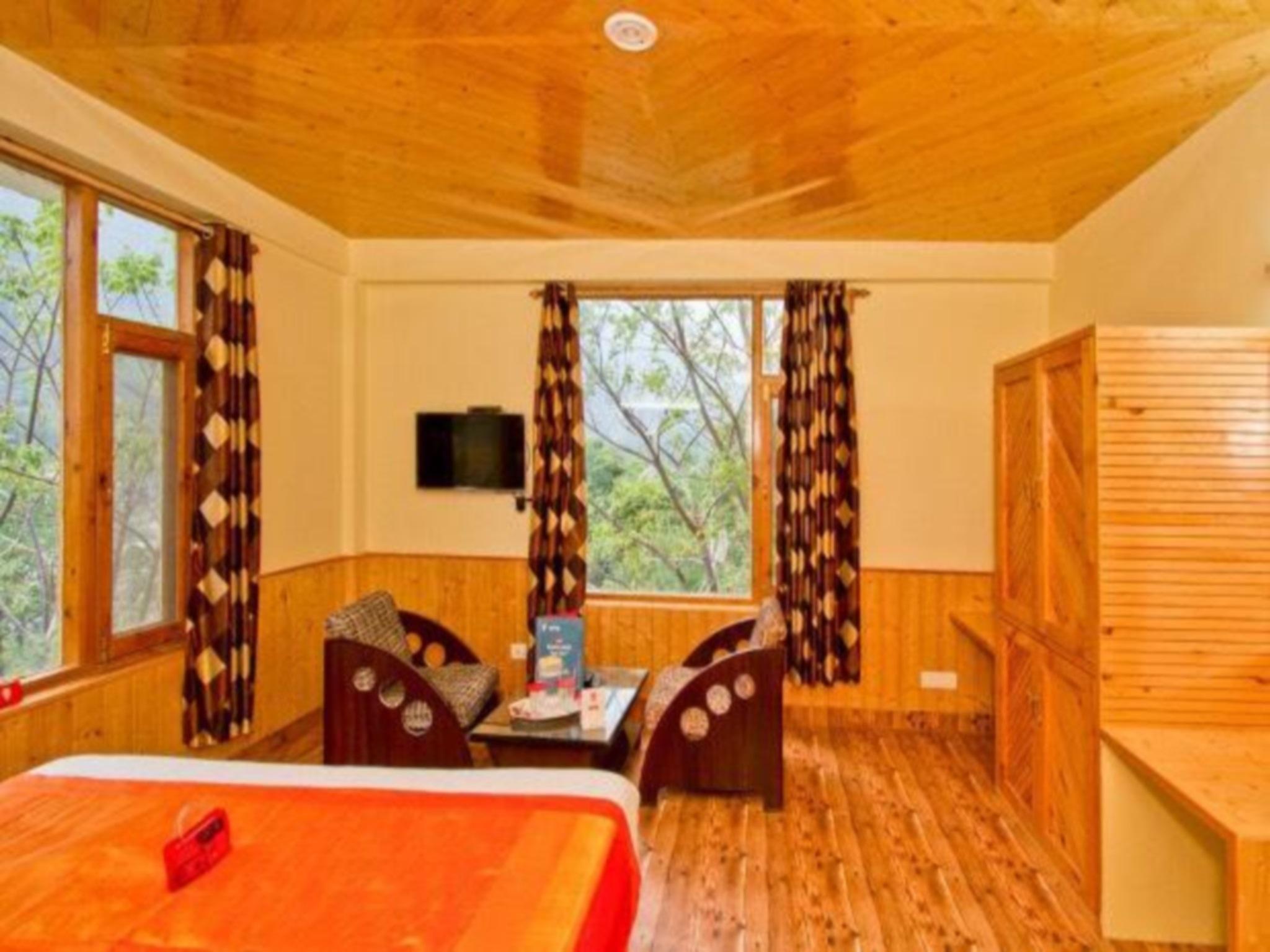 Manzana Woodlet Cottages