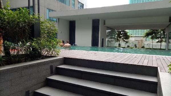 Comfortable Studio in Mercu Summer Suites Kuala Lumpur