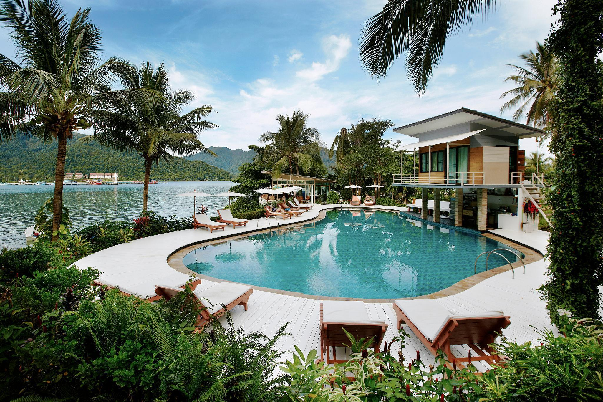 Resolution Resort เรโซลูชั่น รีสอร์ท