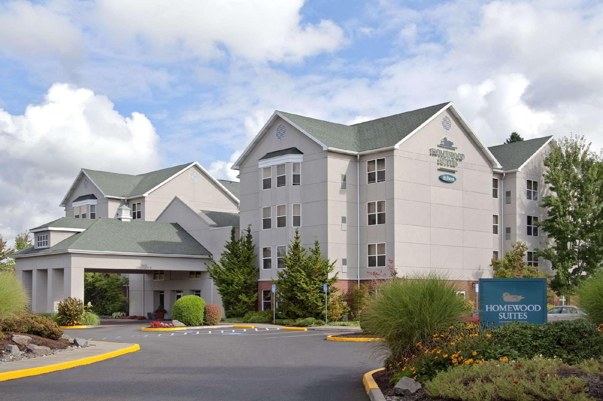 Homewood Suites By Hilton Hillsboro Beaverton