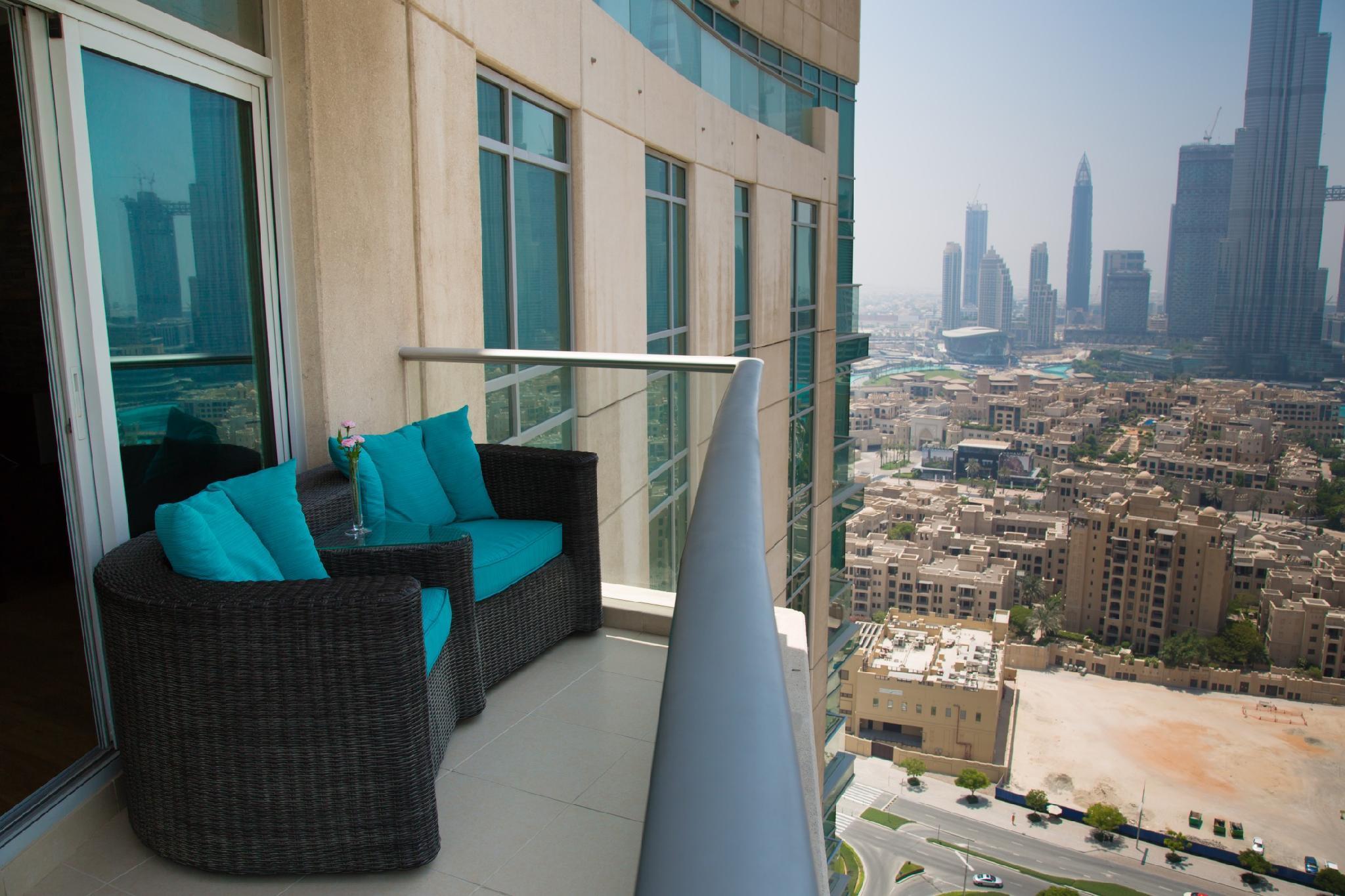Premium Apartment Spectacular Burj Khalifa Views