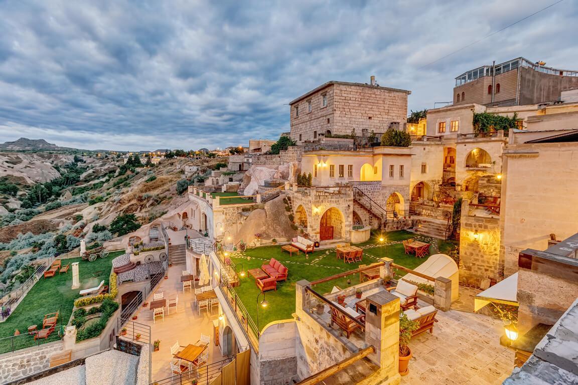 Taskonaklar Hotel Cappadocia