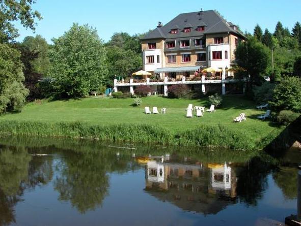 Hotel Restaurant Comtes De Chiny