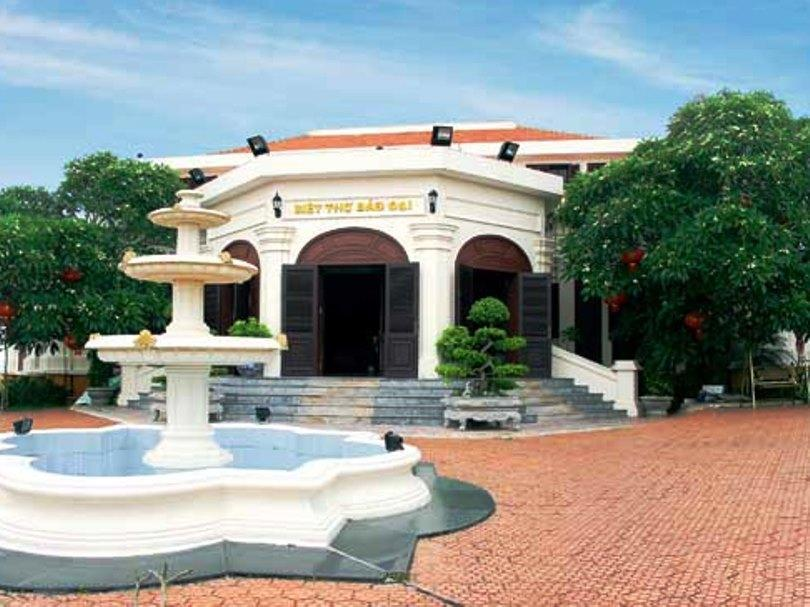 Do Son Villa   Villa Of Bao Dai King
