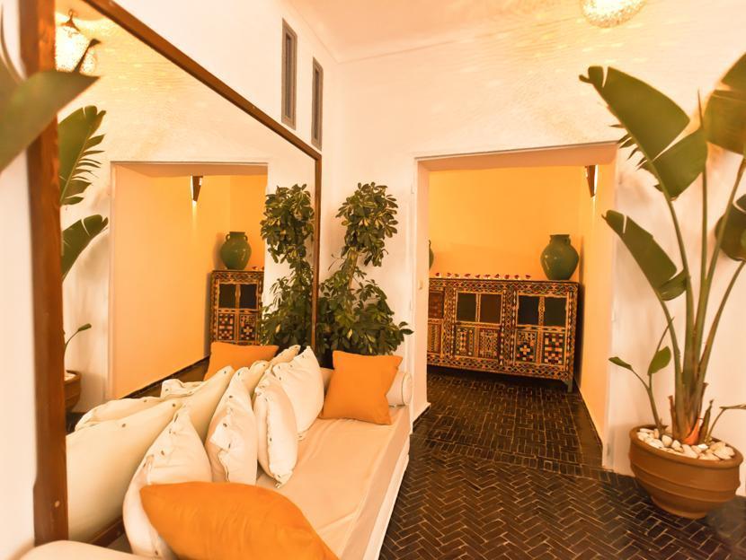 Riad Jardins Des Lilas