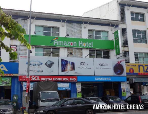 Amazon Hotel Seri Permaisuri Kuala Lumpur