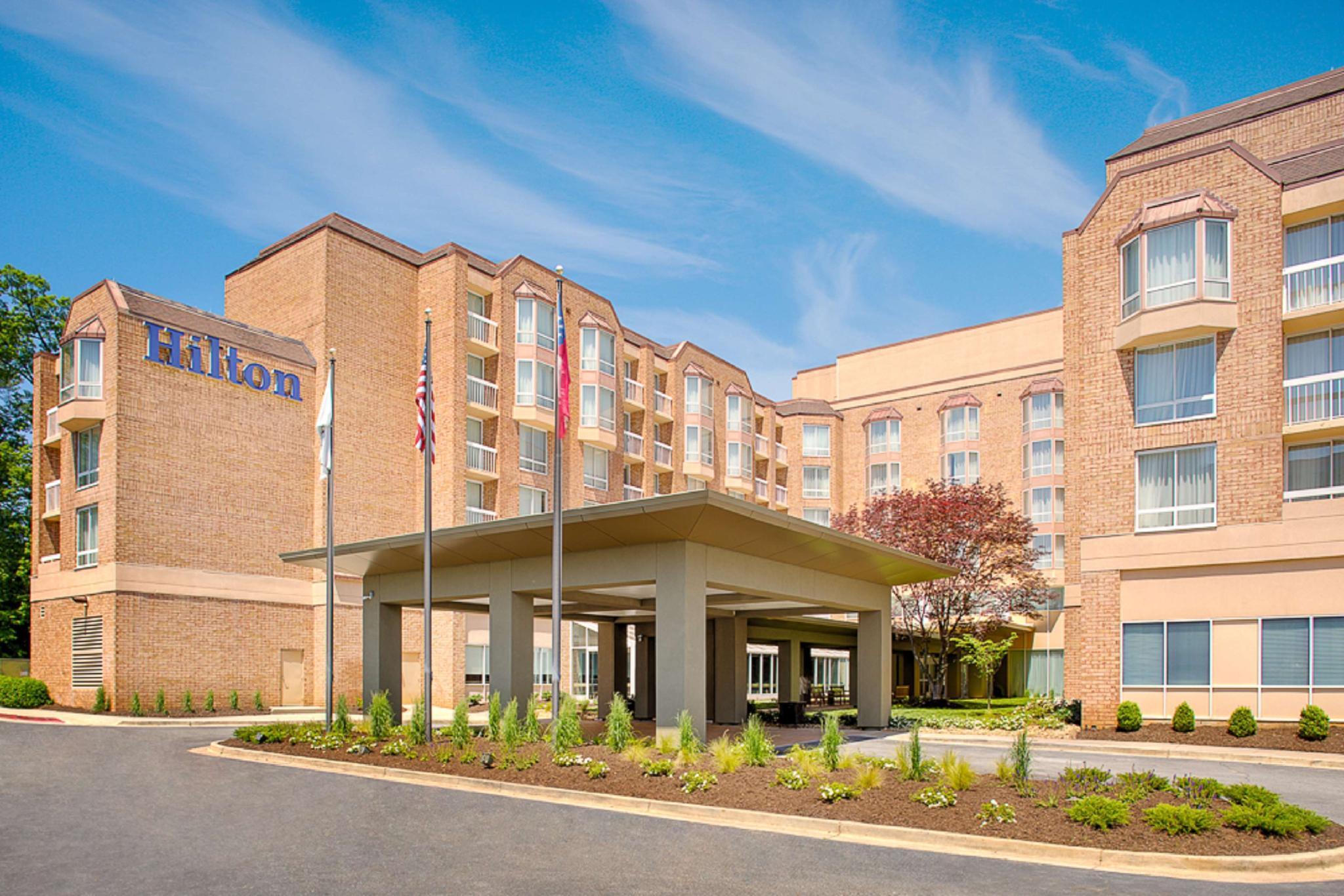 Hilton Suites Atlanta Perimeter