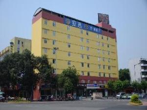 Anyi 158 Hotel Chengdu Xinhong