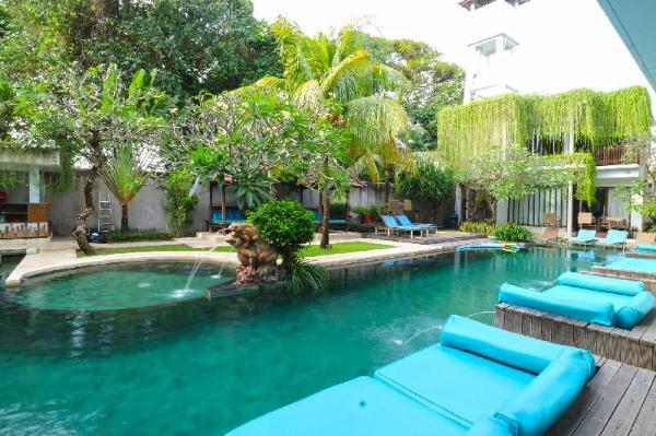 Aquarius Star Hotel Kuta Bali