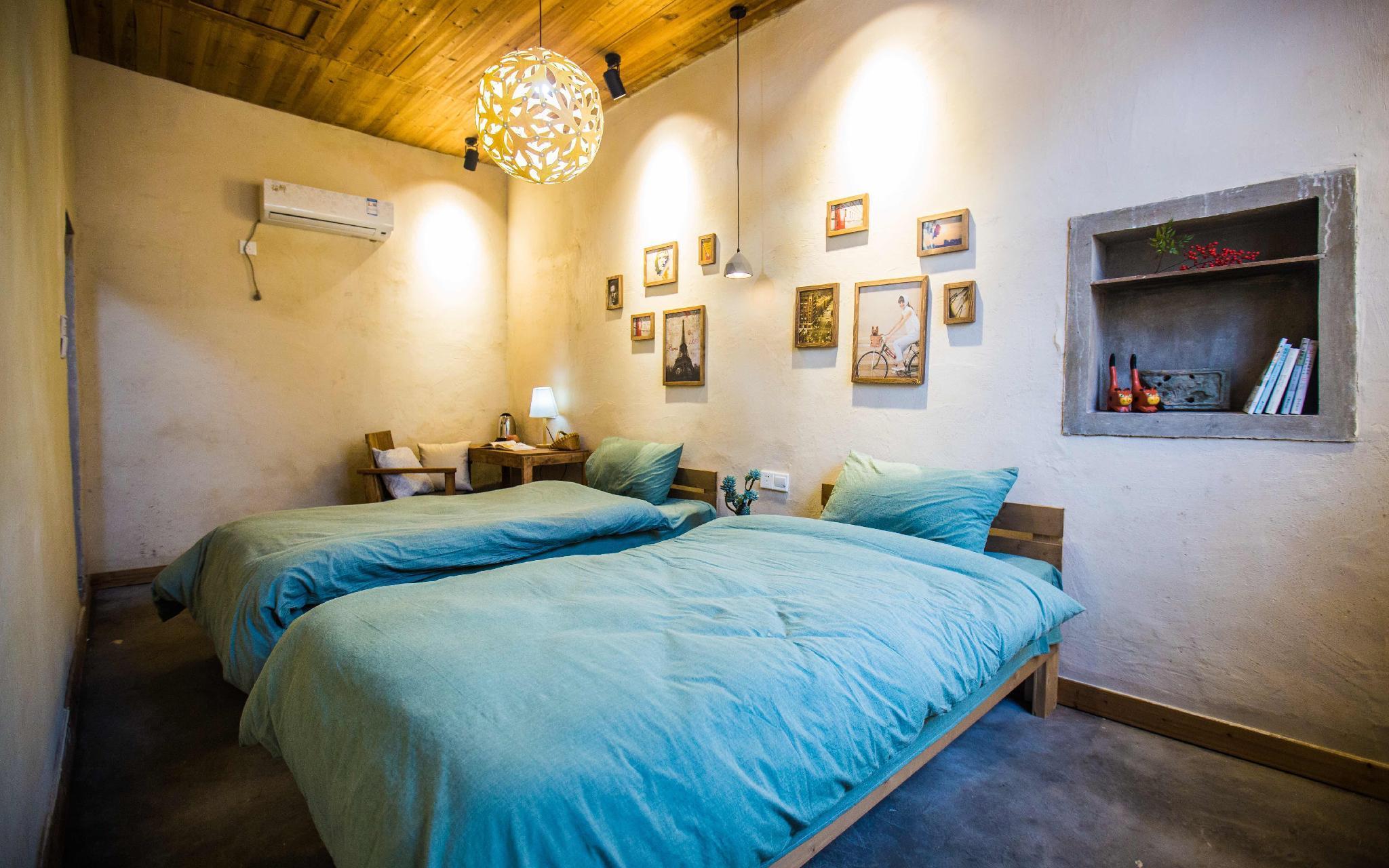 YUANXIANG BISHAN Homestay 2 Bed Private Room