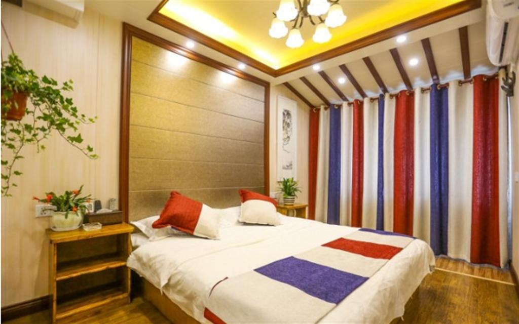 SHUIGE HOMESTAY Double Bed Studio BOXIN With Terrace