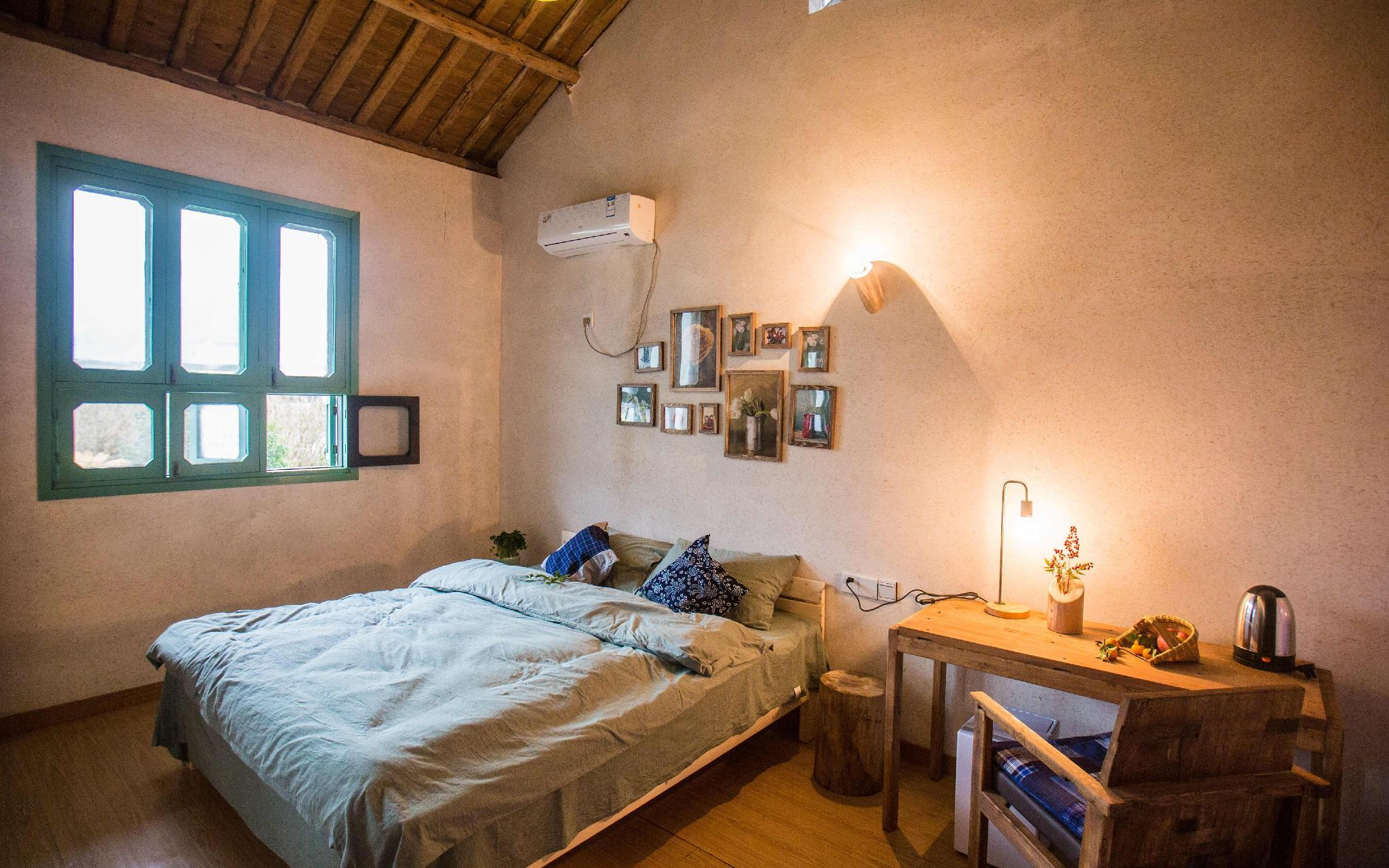 YUANXIANG BISHAN Homestay Cozy Double Room
