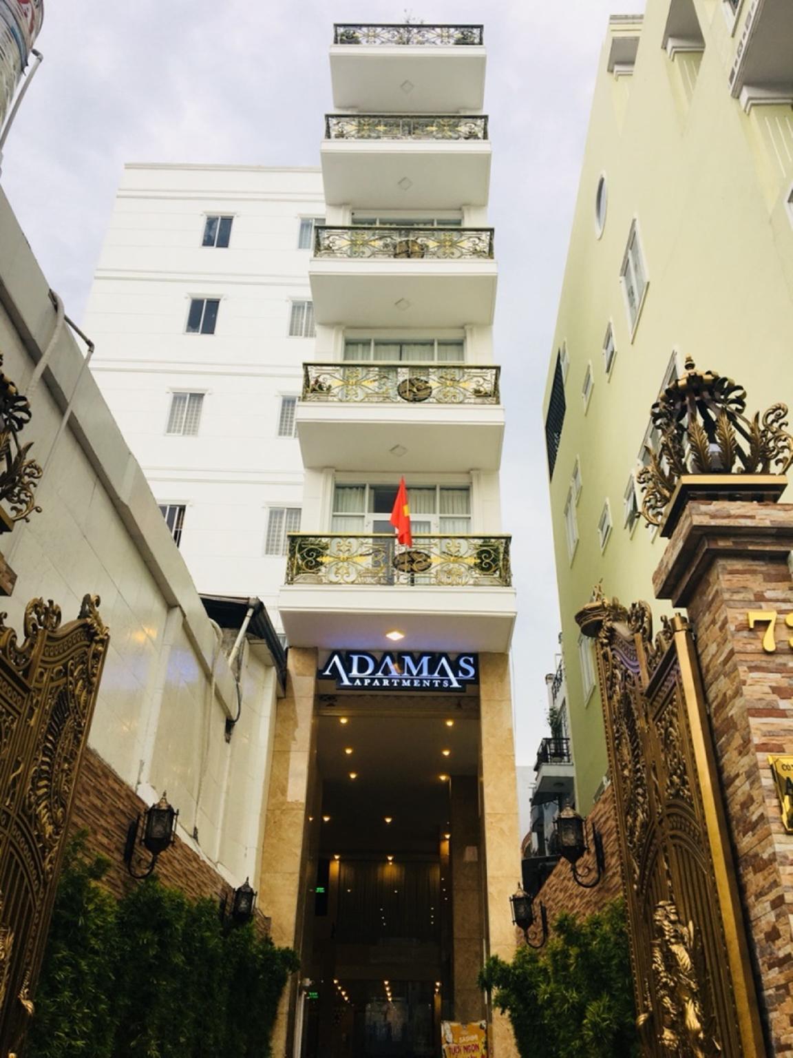Adamas Apartment   Phan Dinh Phung