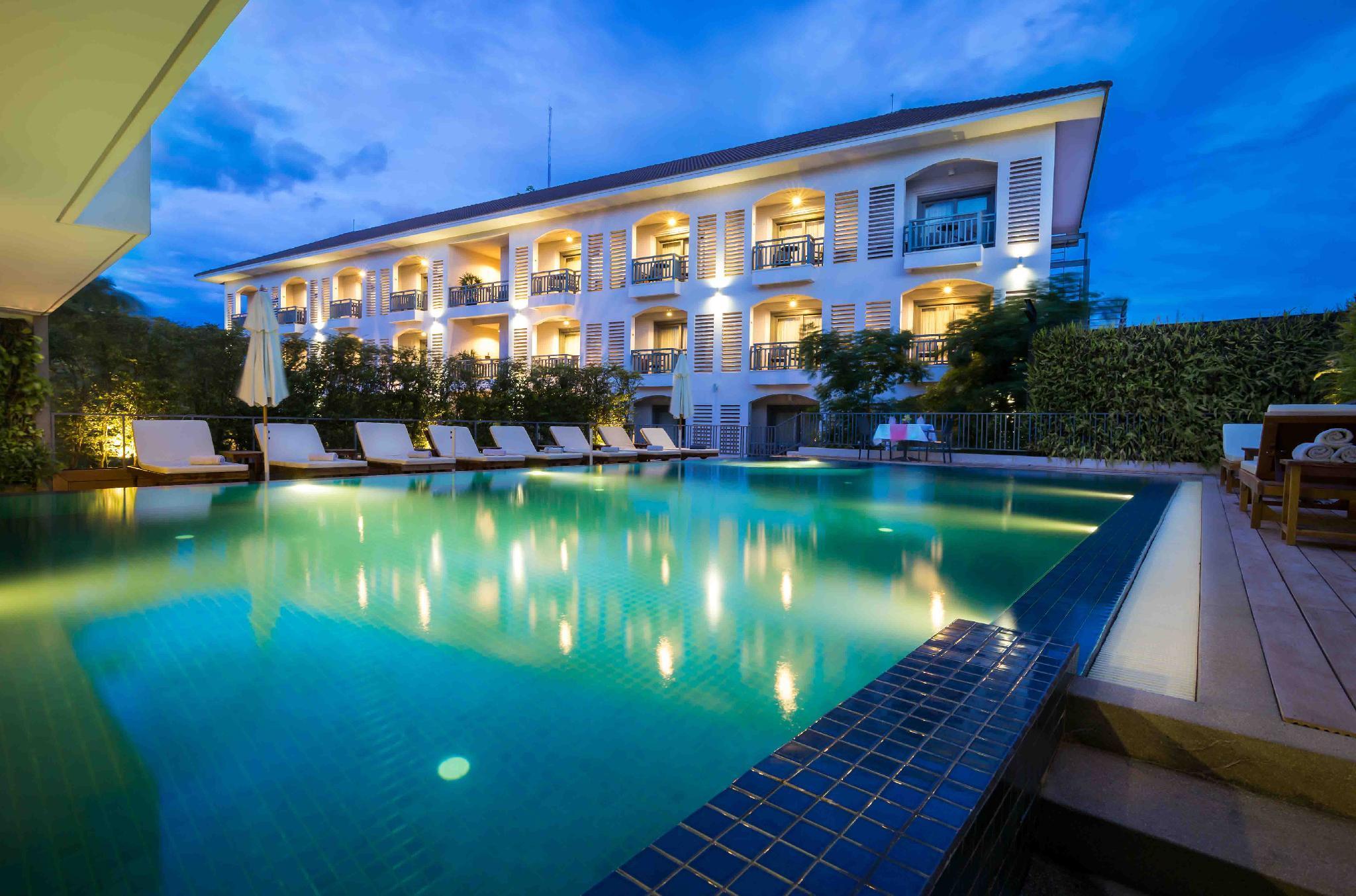 Damrei Residence & Spa