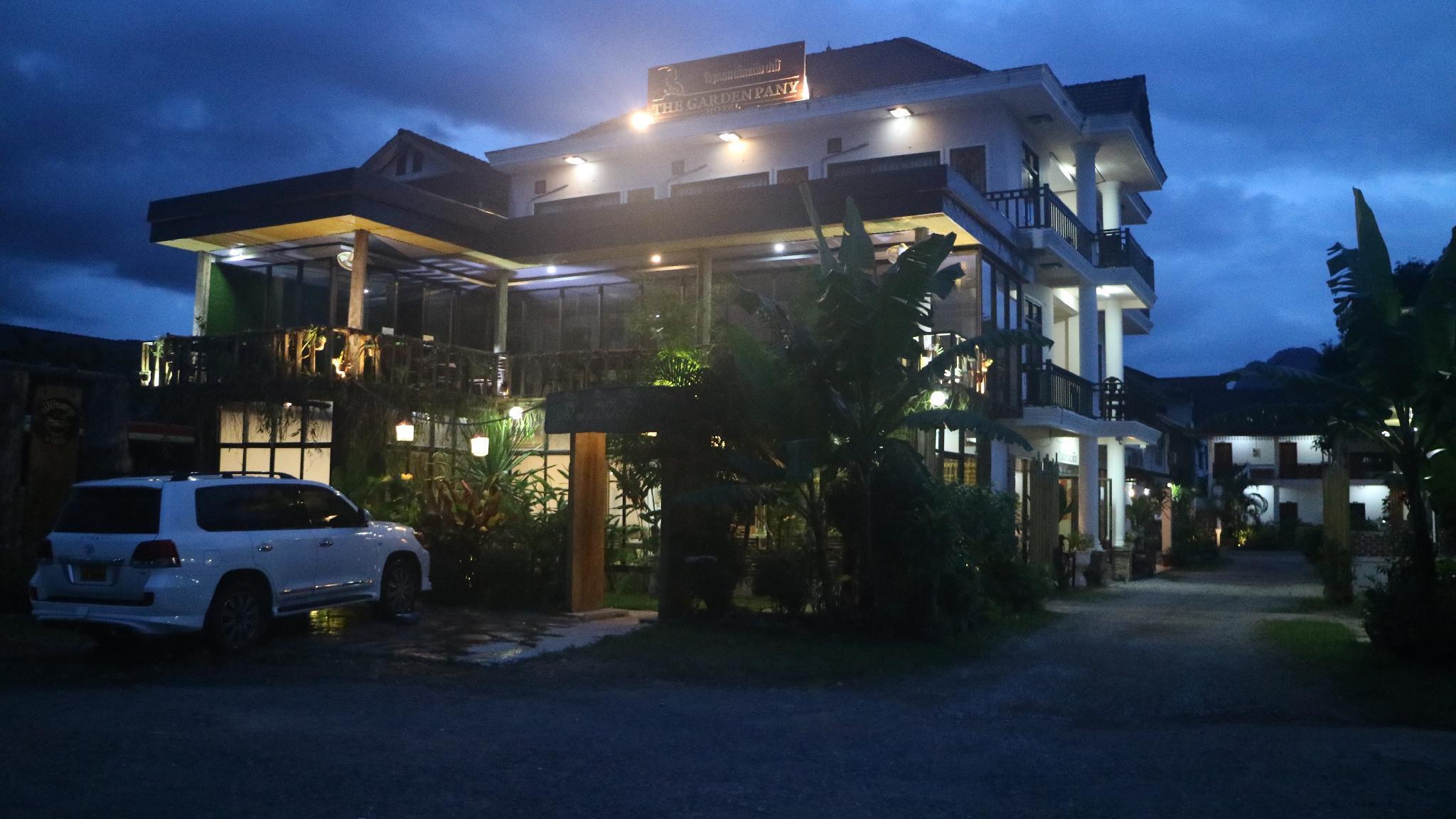 The Garden Pany Hotel
