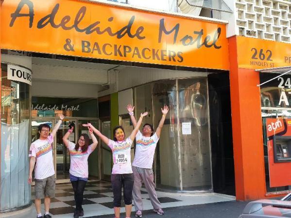 Adelaide Motel & Backpackers Adelaide