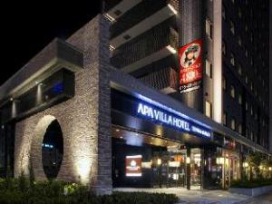 APA Villa Hotel Toyama-Ekimae