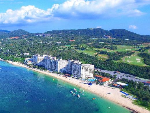 Rizzan Sea-Park Hotel Tancha Bay