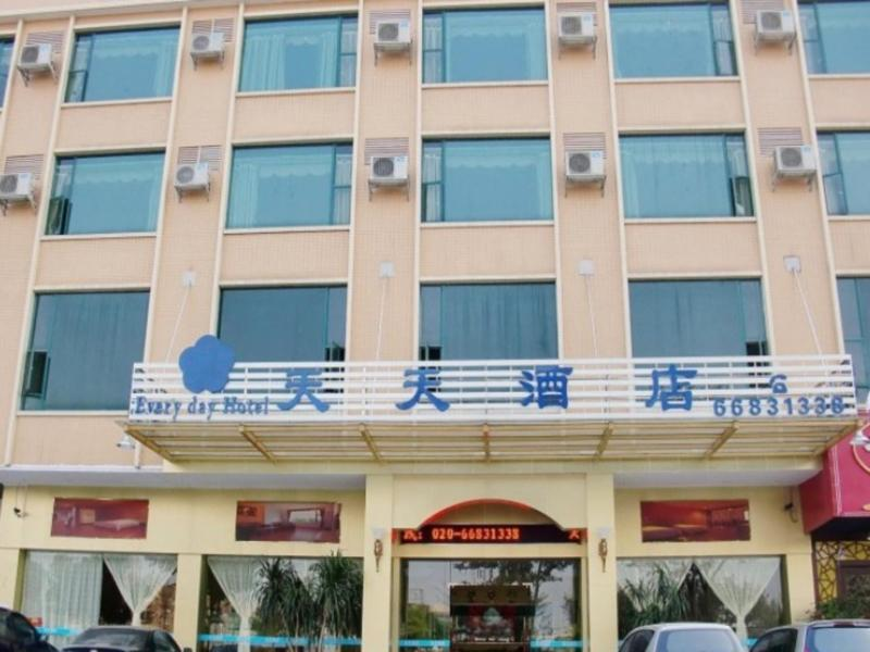 Guangzhou Baiyun Int'l Airport Everyday Hotel
