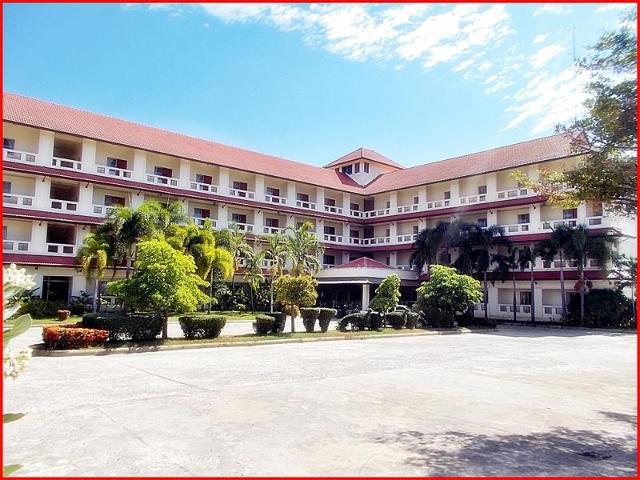 โรงแรมเอ.พี. การ์เดน – A.P Garden Hotel