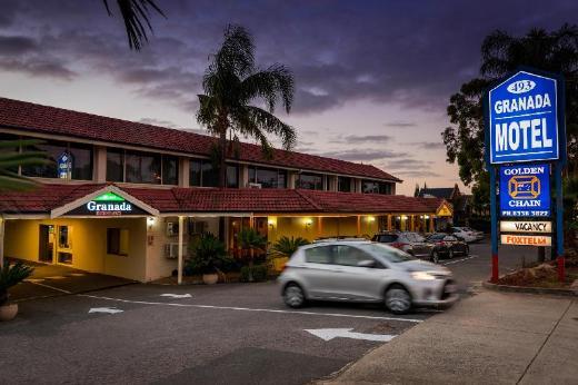 Best Western Adelaide Granada Motor Inn