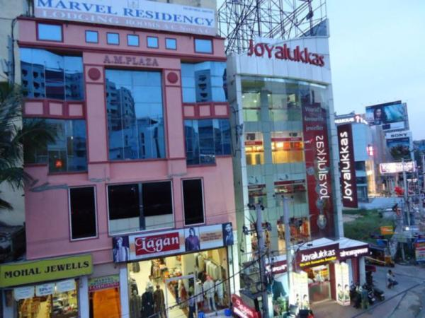 Hotel Punjagutta Marvel Residency Hyderabad