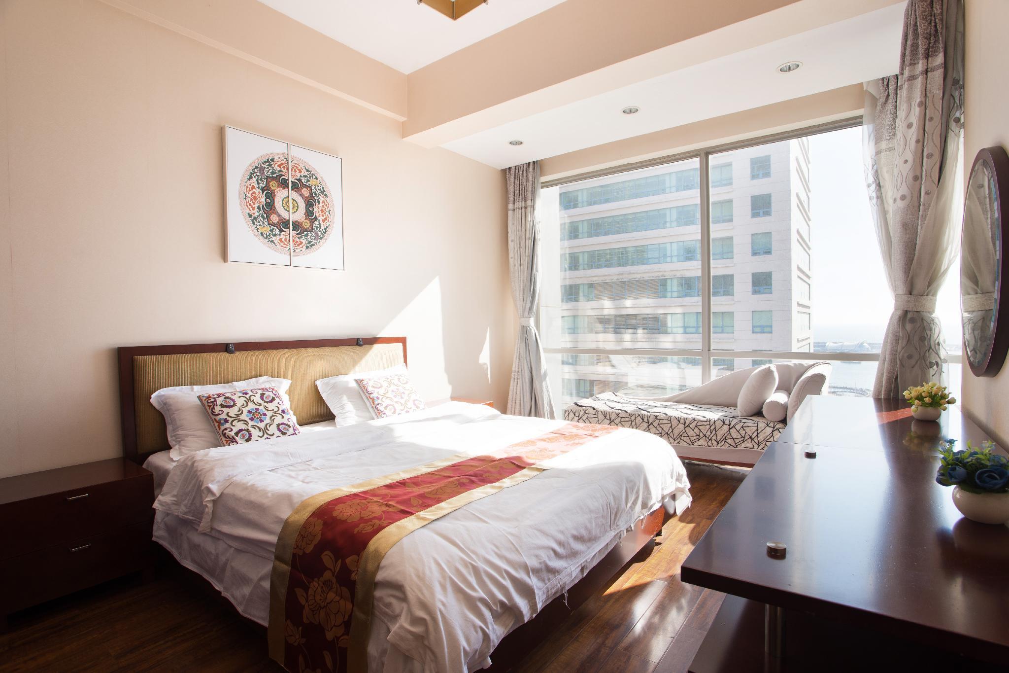 Qingdao 52 Square Meter Apartment Hotel