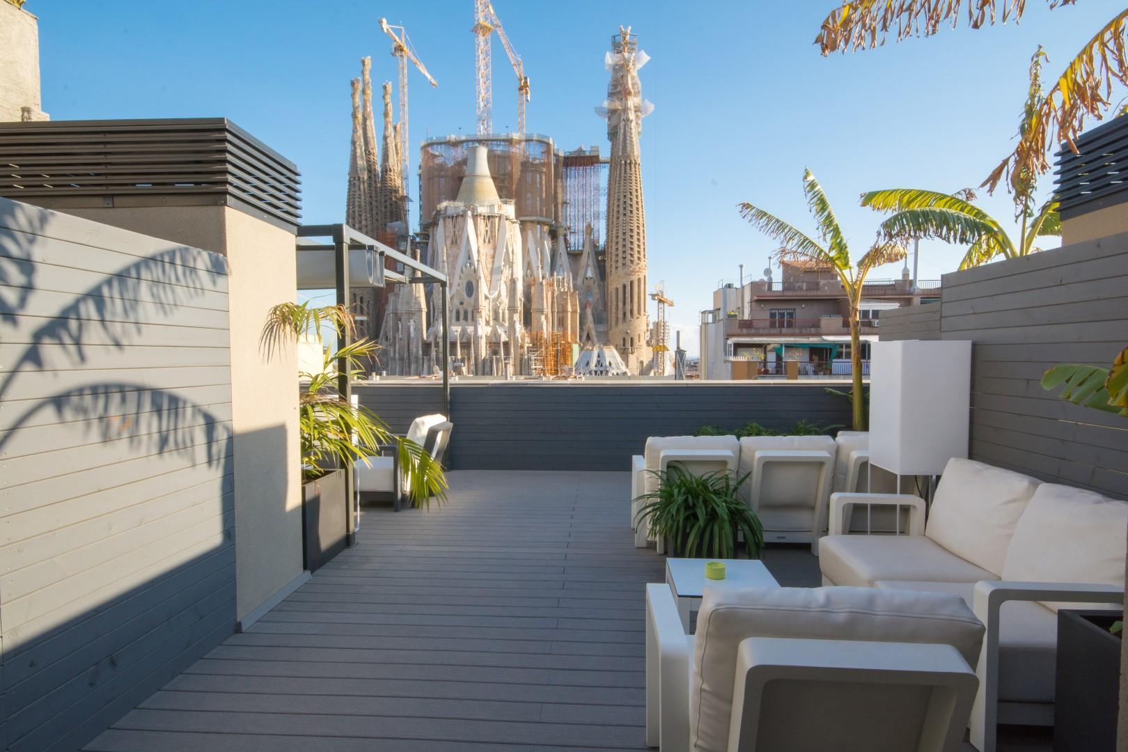 Sensation Sagrada Familia Apartments