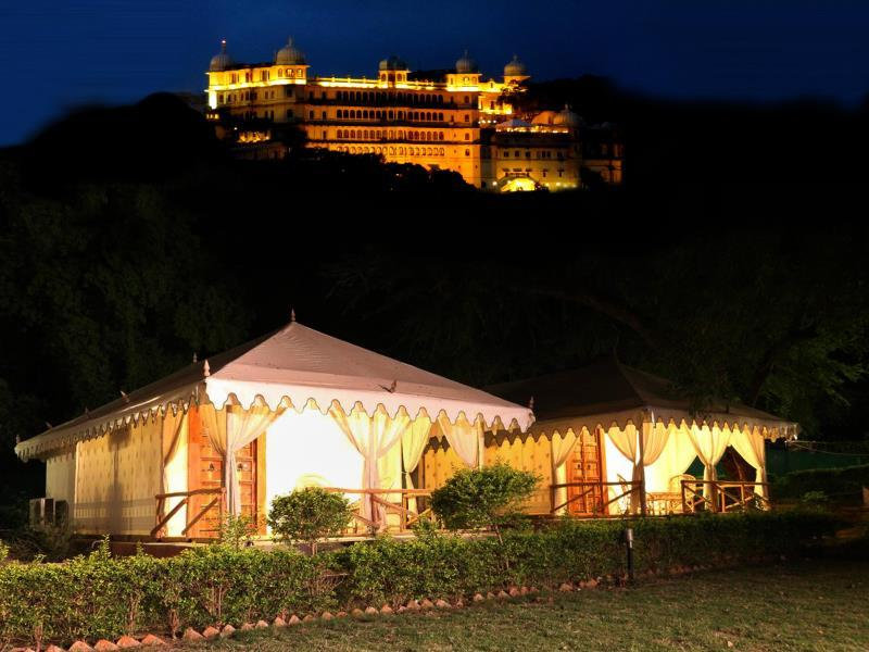 Aravali Tents Resorts