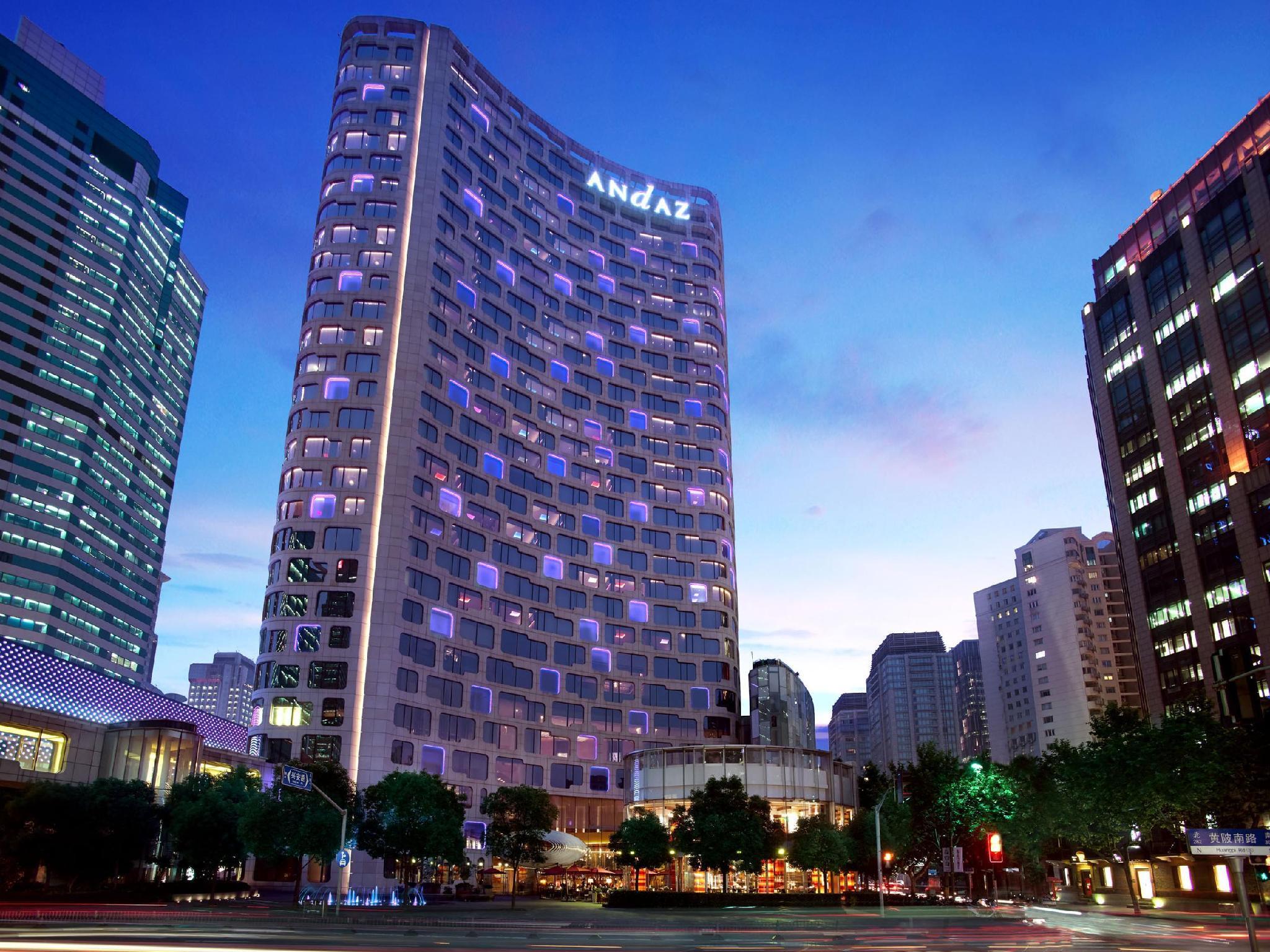 Andaz Xintiandi Shanghai A Concept By Hyatt