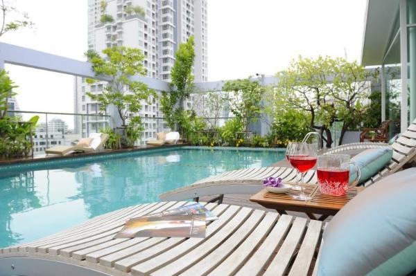 Sabai Sathorn Serviced Apartment Bangkok