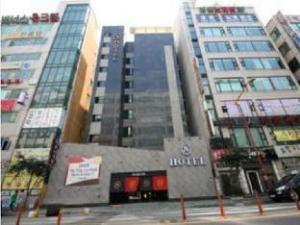 富川N酒店 (Hotel N Bucheon)