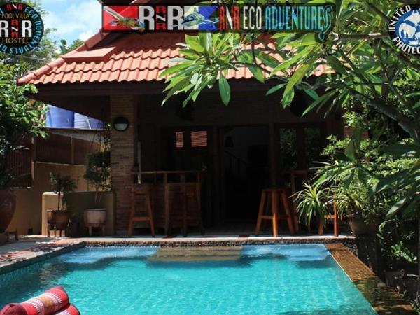RNR Eco Adventures Pool Villa Resort & Hostel Phuket