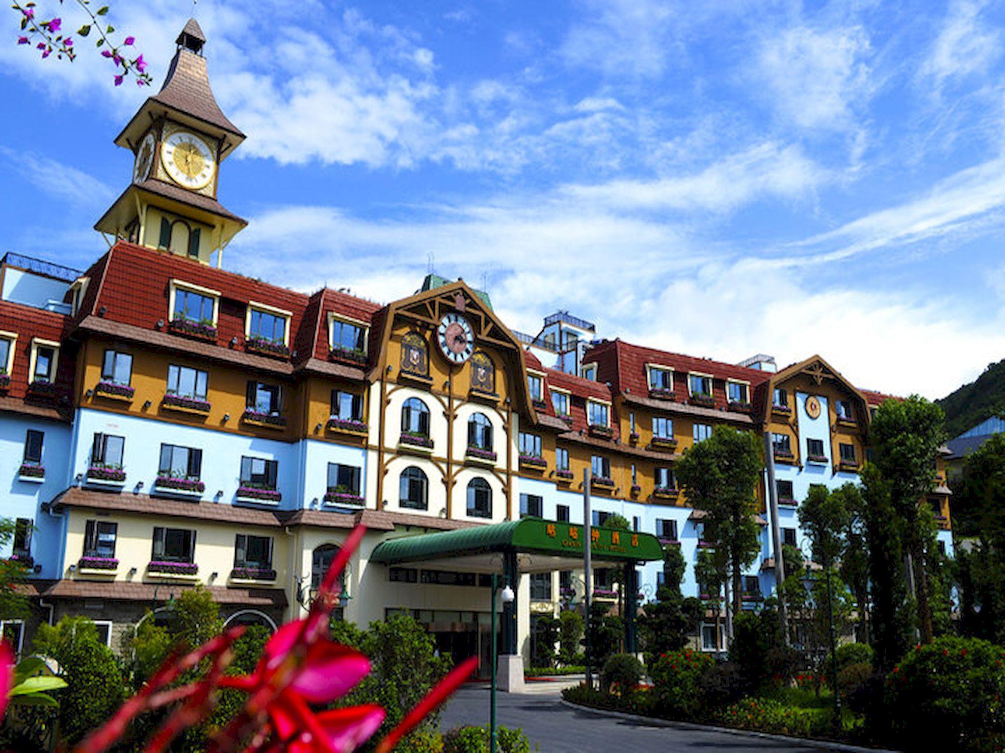 Oasis O.City Hotel
