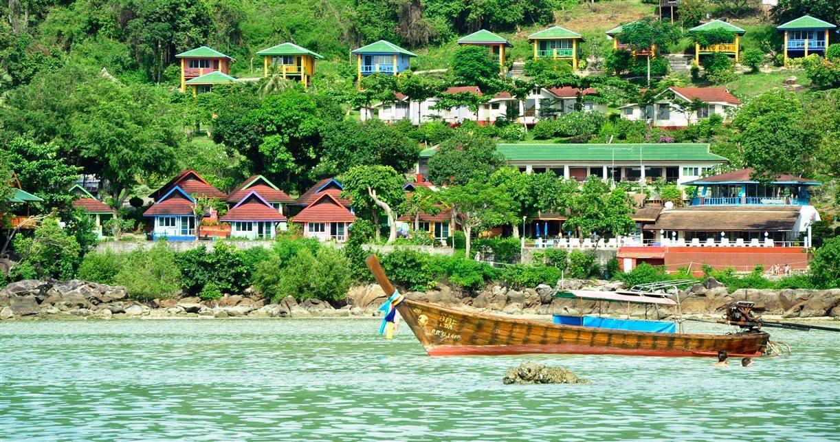 Phi Phi View Point Resort พีพี วิวพอยต์ รีสอร์ต