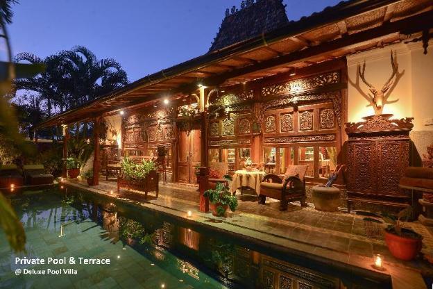 Ubud Syailendra Boutique Villas