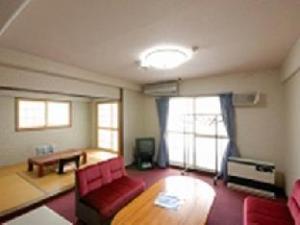O hotelu Hakuba Brownie Cottage & Condominium (Hakuba Brownie Cottage & Condominium)