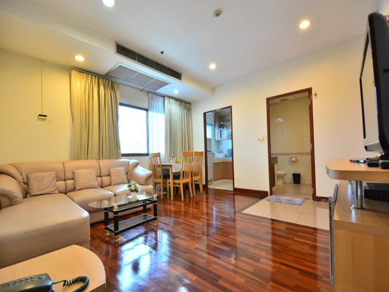 Piyavan Tower Serviced Apartment Hotel Bangkok
