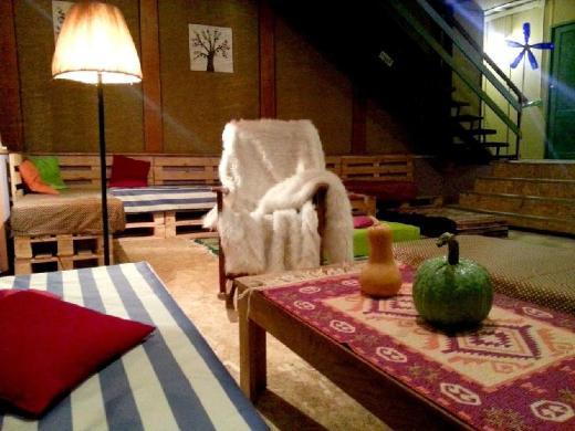 White Shino Hostel Gudauri