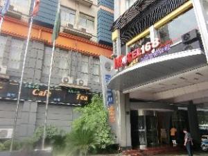 Motel 168 Shanghai Liuzhou Road SECEC Branch