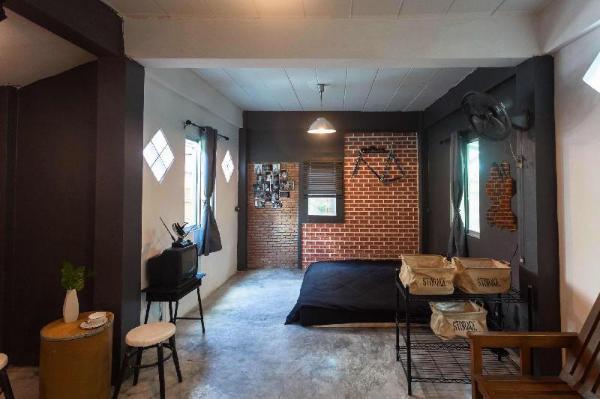 Jarun Loft home 789 near Chaopraya River Bangkok