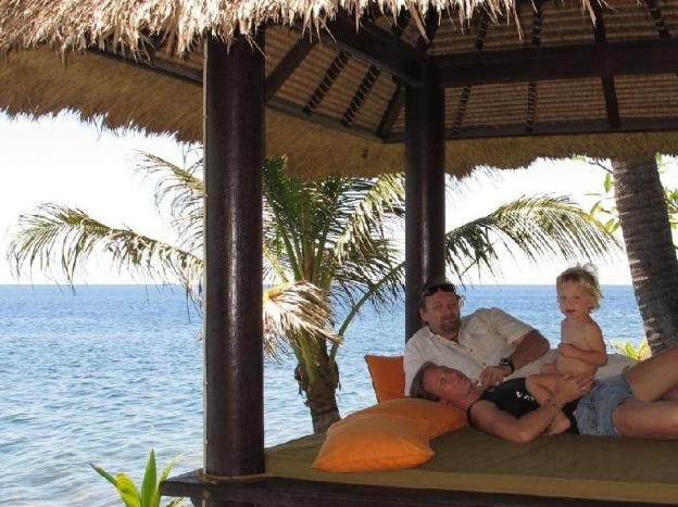 Relax Bali Beach Front Dive & Spa Resort
