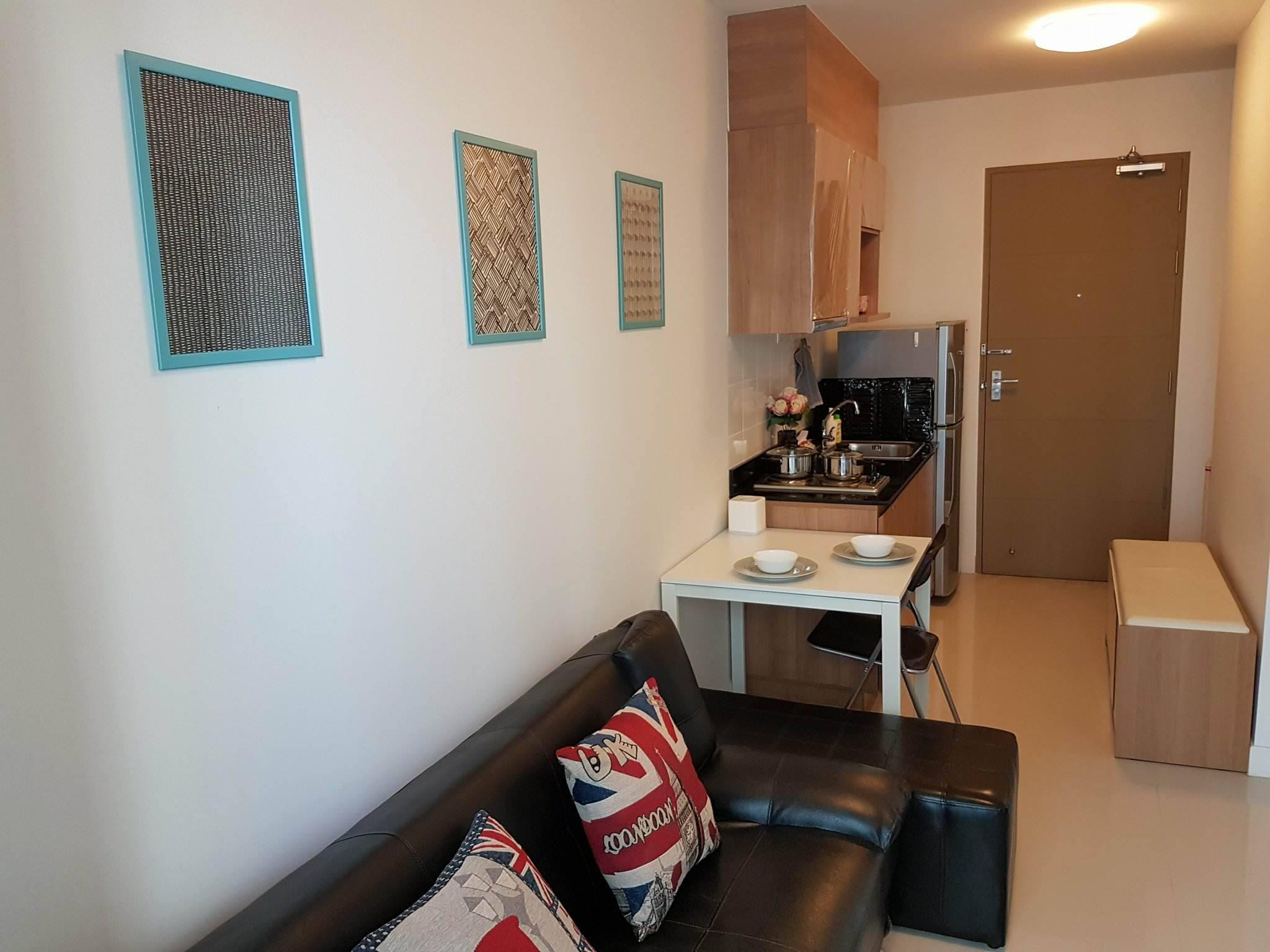 CosyApartment close to BTS Silom lineS7