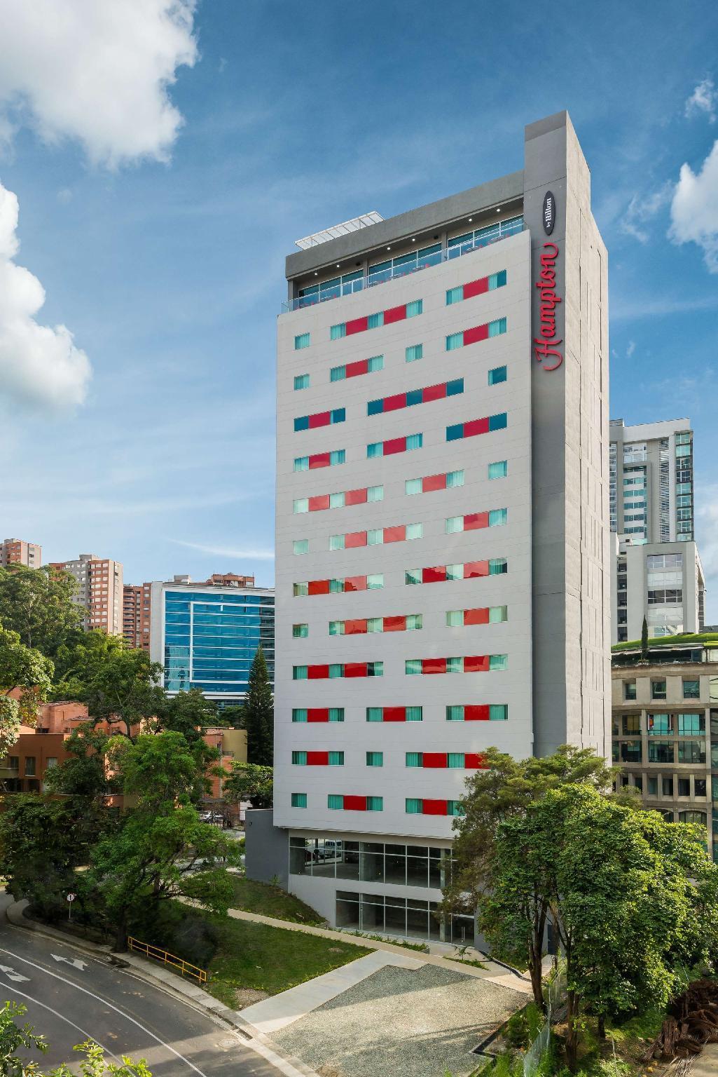 Hampton Inn Medellin Colombia
